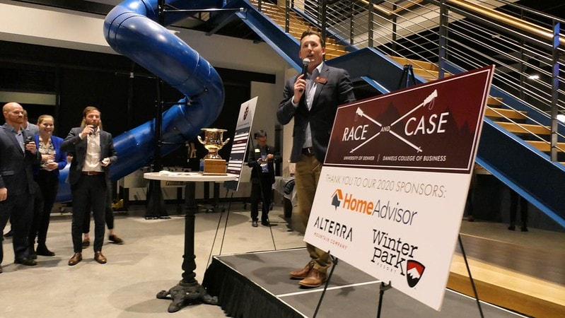 Remarks at Race and Case welcome reception