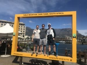 PMBA students in Cape Town