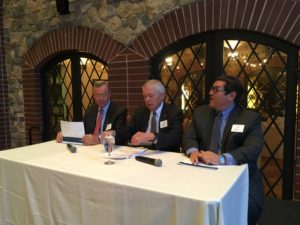 Reiman Fall Finance Forum Panelists