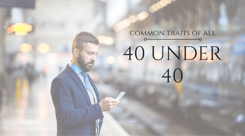 40 under 40 business leaders