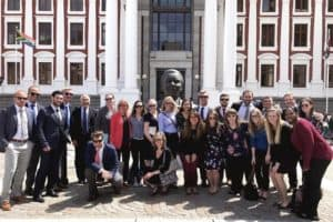 MBA students abroad