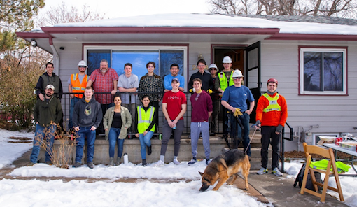 University of Denver Showcases First-of-Its-Kind Project for Solar Decathlon
