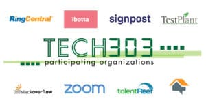 Tech303 participating organizations
