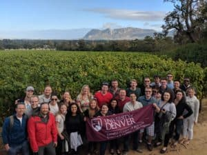 PMBA cohort in South Africa