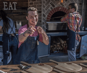A Pizza Party on Wheels: Ryan McLean's Mountain Crust